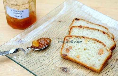 pain de mie sans gluten aux raisins et la cannelle sans glutenmakanai. Black Bedroom Furniture Sets. Home Design Ideas