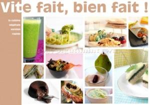E-book gratuit Vite Fait Bien Fait, recettes 100% végétales