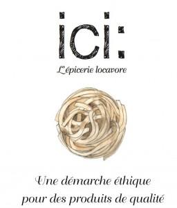 Ici: l'épicerie locavore à Paris