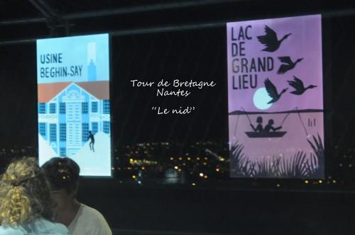 Le nid, Nantes, Tour de Bretagne, Juillet 2012