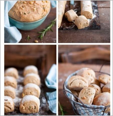 petits pains épeautre