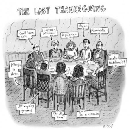the last thanksgiving new yorker 22 nov 2010