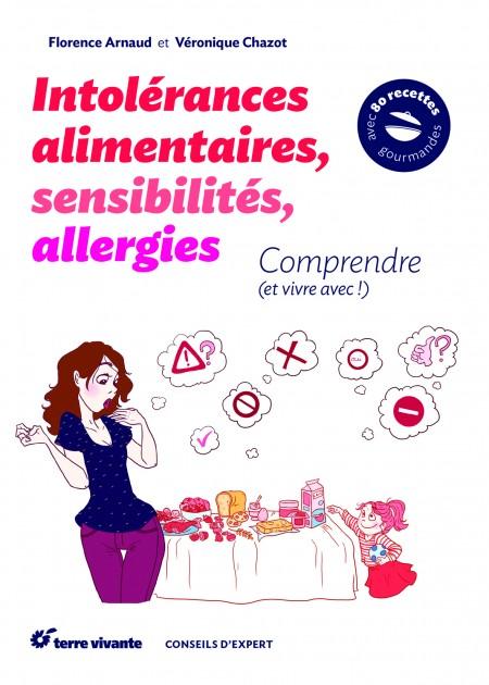 Intolérances alimentaires, sensibilités et allergies