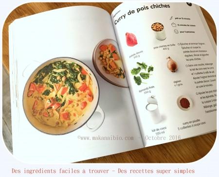 Image d'une recette de Curry super facile