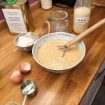 Muffins aux résidus de riz mélange 1