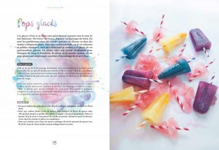 Les bonbons gélifiés de Sandrine Constantino