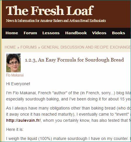Capture The Fresh Loaf