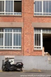 Facade des locaux d'ICI l'épicerie locavore