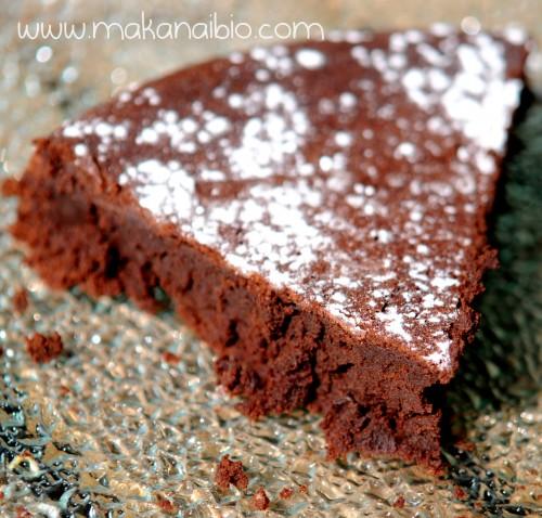 Gâteau au chocolat, une recette de Patricia Wells