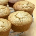 Muffins à la purée de fruits