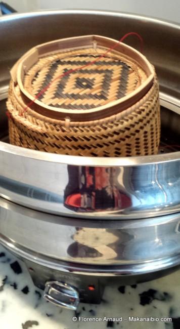 riz gluant cuisson2