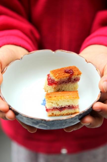 gâteau d'anni
