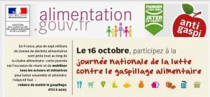 Image du site de la journée anti-gaspillage alimentaire