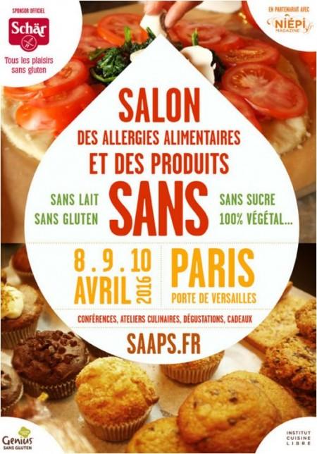 Affiche SAAPS 2016