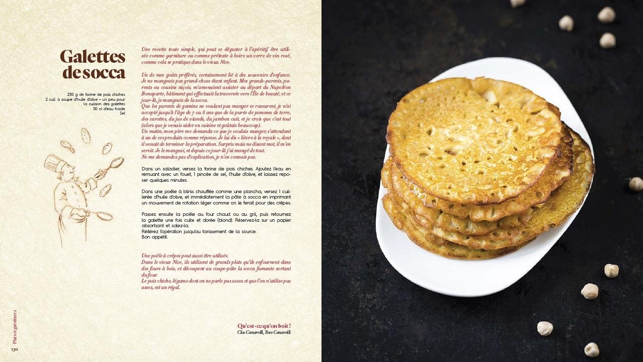 Copyright photo : Delphine Amar-Constantini -Toutes les recettes sont extraites du livre La Bonne Étape de Jany Gleize (Editions Brigitte Éveno).