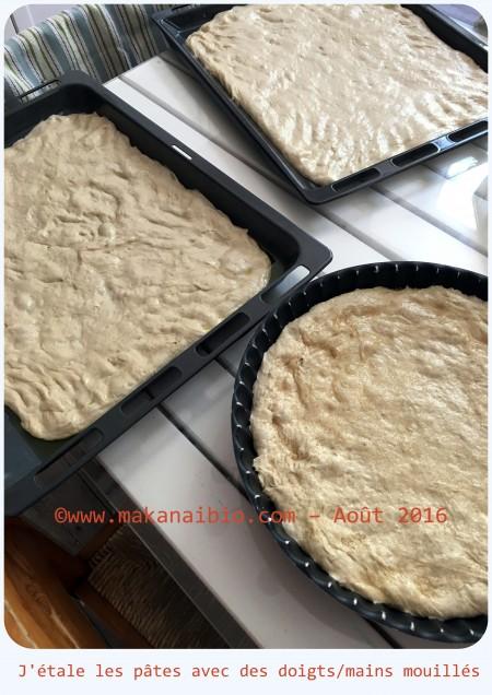 Pizza au levain courgette cantal (2)