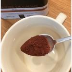 Boisson végétale cacao et amandes 1