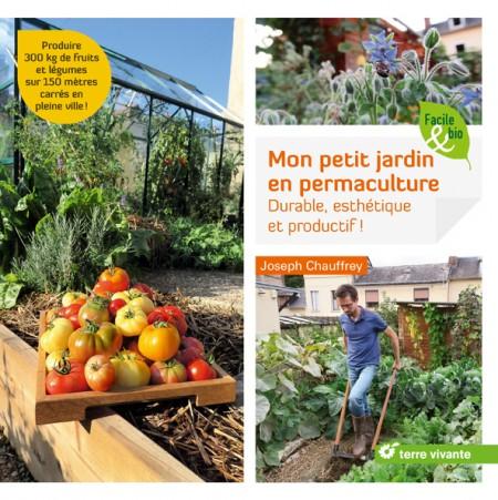 Couverture de Mon petit jardin en permaculture