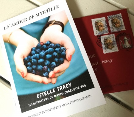 Un Amour de Myrtille par Estelle Tracy