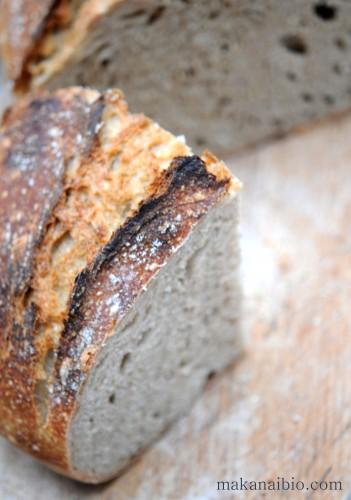Pain 123 blé et engrain petit epeautre