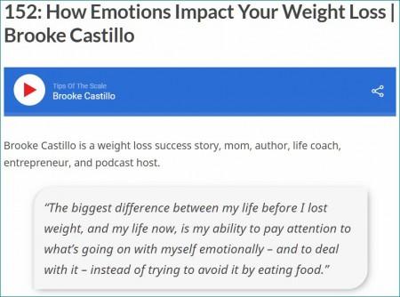 tipsofthescale.com Brooke Castillo