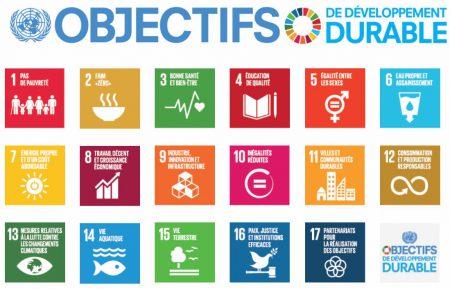 17 objectifs de developpement durable 2015