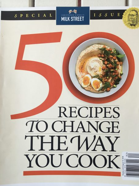 Magazine Milk Street 50 recipes to change the way you cook
