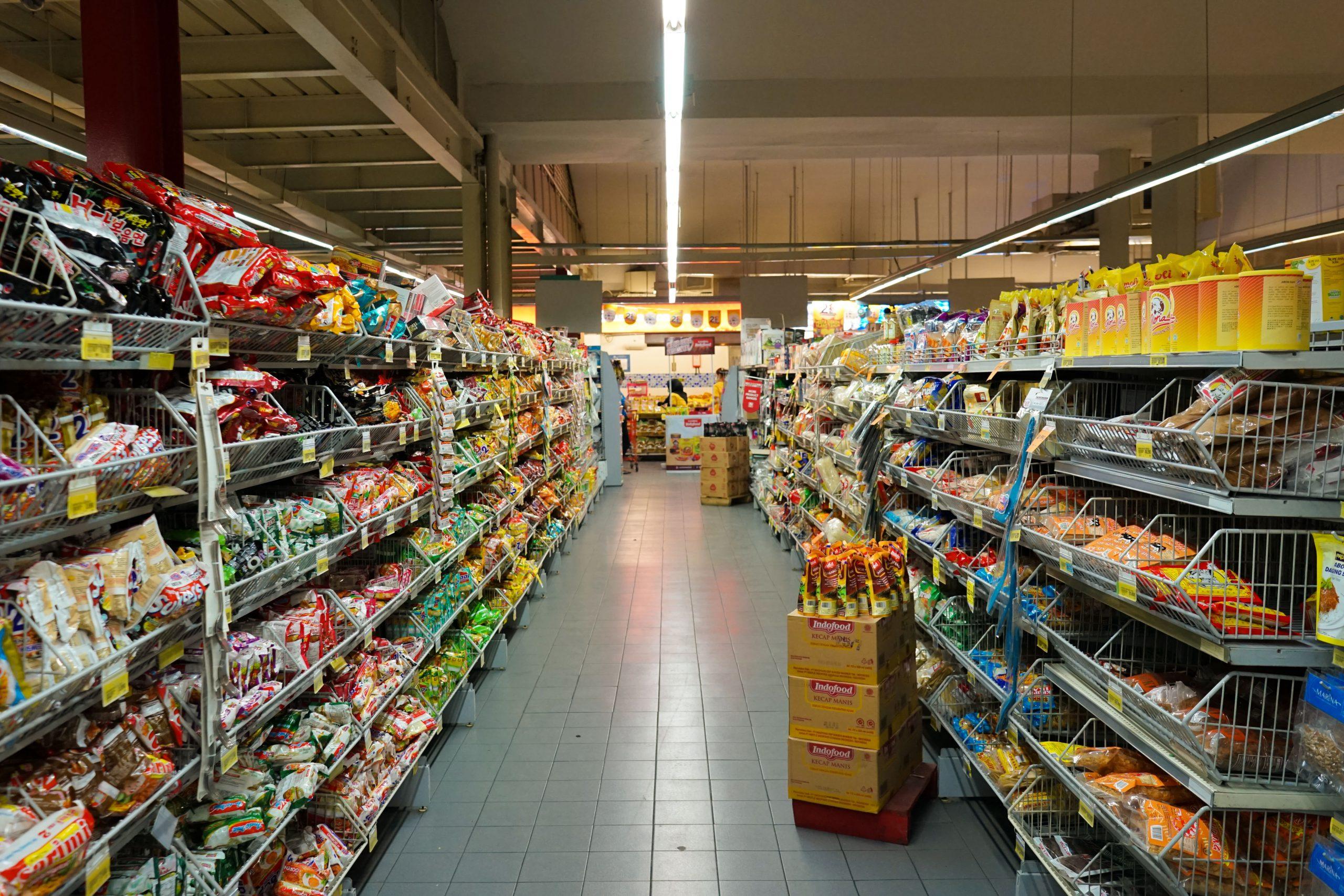 Les aliments ultra-transformés et le droit