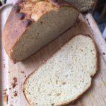 Pétrir une pâte à pain à la main